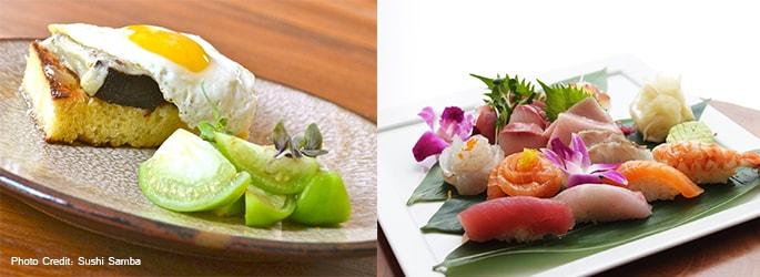 sushi samba 3