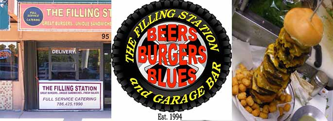 The Filling station 1111