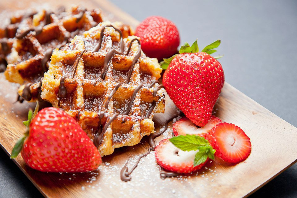 Waffles, Gelatos and Organically Sourced Coffee | HungryPost