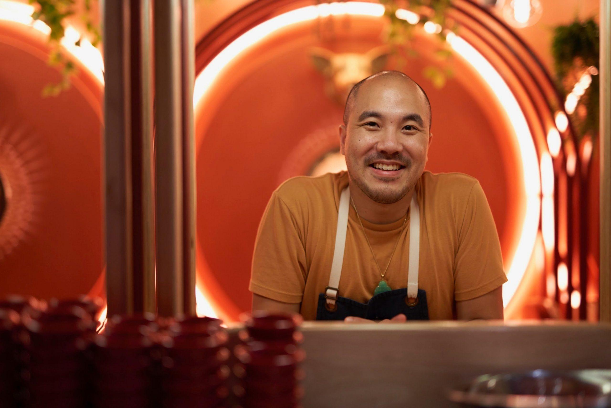 chef-owner Jon Nguyen